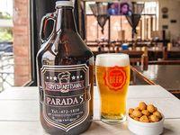 Cerveza artesanal en botellón 1.9 L