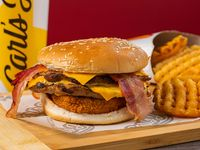 Double Western Burger