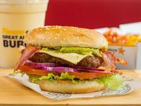 Guacamole Thickburger