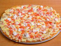 Pizza fuggas familiar