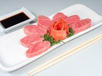 Sashimi de atún - 7 cortes