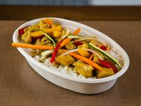Coco curry bowl