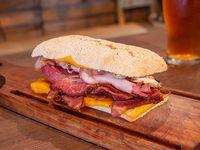 The roasted Pick sándwich