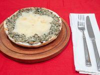 Tarta de verdura y muzzarella