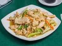 Chopsuey de pollo