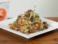 Classic wok de carne