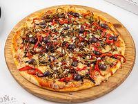Pizzeta vegetariana (32 cm)