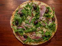 45 - Pizza con rúcula especial