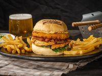 Grilled Chicken Caesar Sándwich