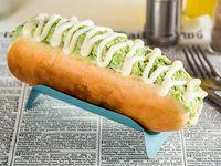 Hot dog o as italiano