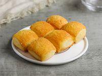 6 scones con mermelada & queso