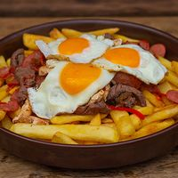 Chorrillana La Cocina