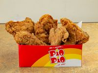 Canasta de pollo - 5 presas