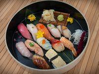 Sushi combinación Matsu
