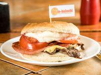 Sándwich churramón