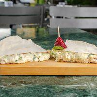 Slim sándwich de atún