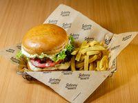 Chicken Strips Sandwich