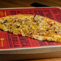 Pizza de Cebolla Acaramelizada