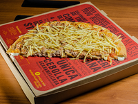 Pizza Strogonoff