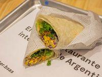 Wrap veggie gourmet