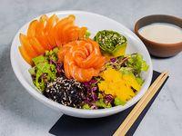 Sake salad