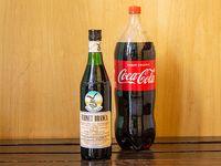 Combo 14 - Fernet 750 ml + Coca-Cola 2.25 L