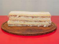 Sándwich de vitel toné (3 unidades)