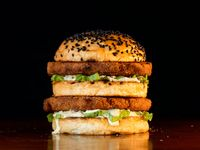 King caesar burger