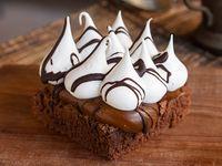 Mini cake de bombón merengue