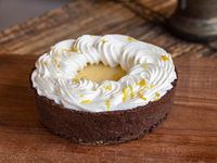 Mini cake de de key lime pie