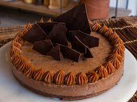 Torta mousse de chocolate (grande)