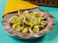 Almejas en salsa verde