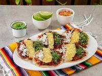Tacos al pastor (5 unidades)