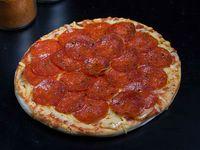 Pizza individual súper pepperoni