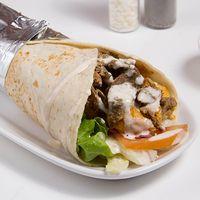 Promo - 4 shawarmas en tacos a elección + bebida línea Coca Cola 1.5 L