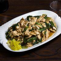 Pollo mongoliano con ají a elección
