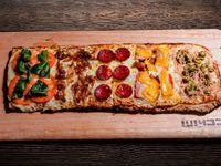 Tabla de pizza Brooklyn