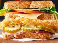 Healthy Sándwich (Desayuno)