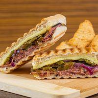 Manhattan panini