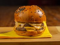 American Cheeseburger Doble