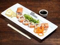 Sushisima roll (9 piezas)