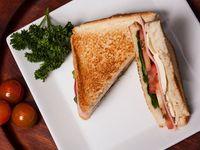 Sándwich Jamón de Pavo Bajo en Grasa