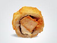 Chicken cheese tempura roll (8 unidades)