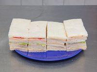 12 sándwiches triples surtidos clásicos 1
