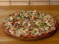 Pizza camarona