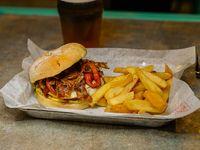 Gaucha burger