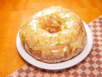 Donut lemon
