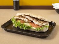 Sándwich de Pechuga
