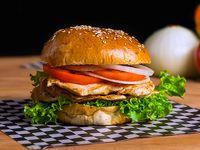 Hamburguesa Pollo o Crispy Especial