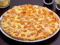 Pizza hawaiana (familiar 38 cm)